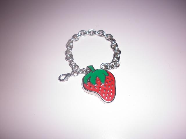 Strawberry Bracelet
