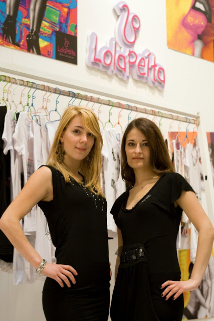 Showing the new collection: Lolapeita Barcelona
