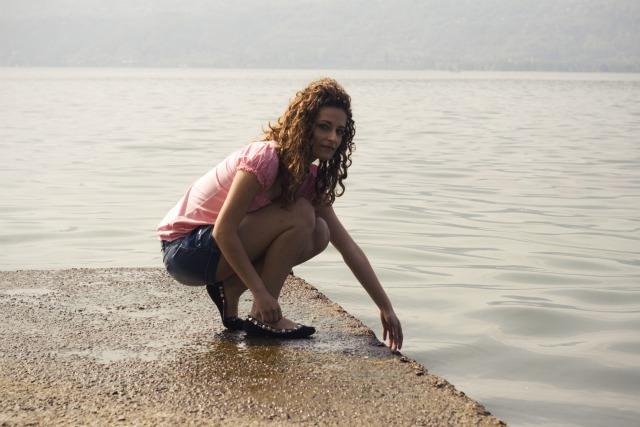 Sunday on the lake