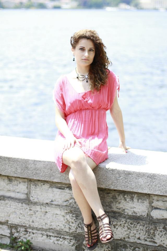 Along the Lake Como