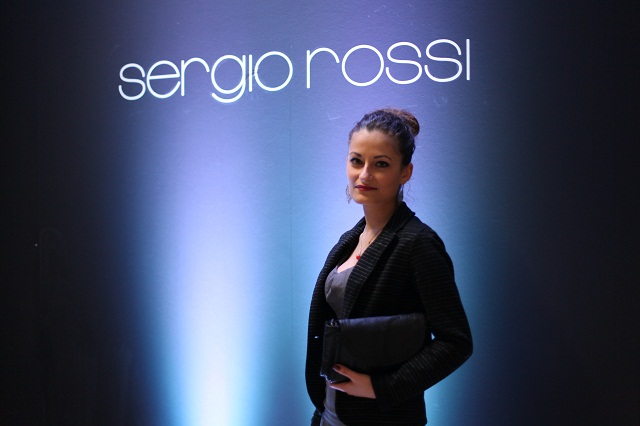 Milan Fashion Week: Sergio Rossi cocktail party