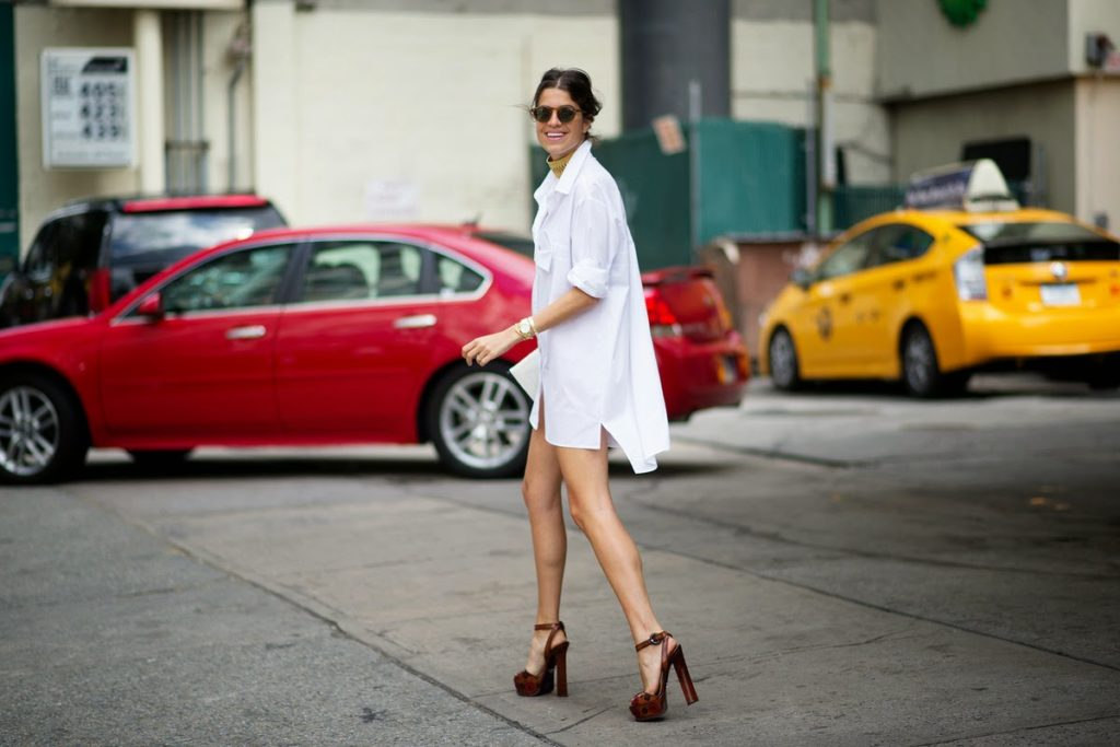 Fashion icons: Leandra Medine