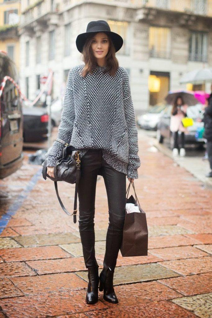 Get the look: Diana Moldovan