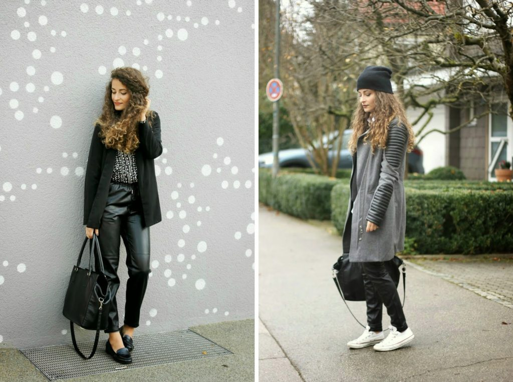 6 outfits I wore this December
