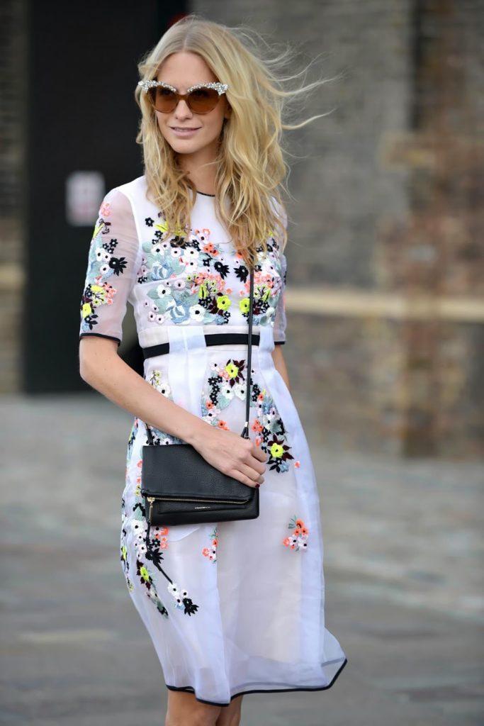 Style icons: Poppy Delevingne
