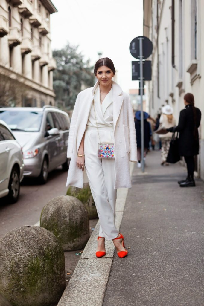 Milan Fashion Week f/w 15-16 street style – day 2