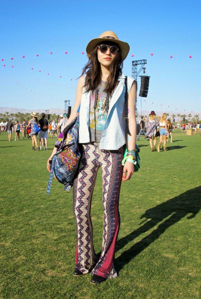Coachella style