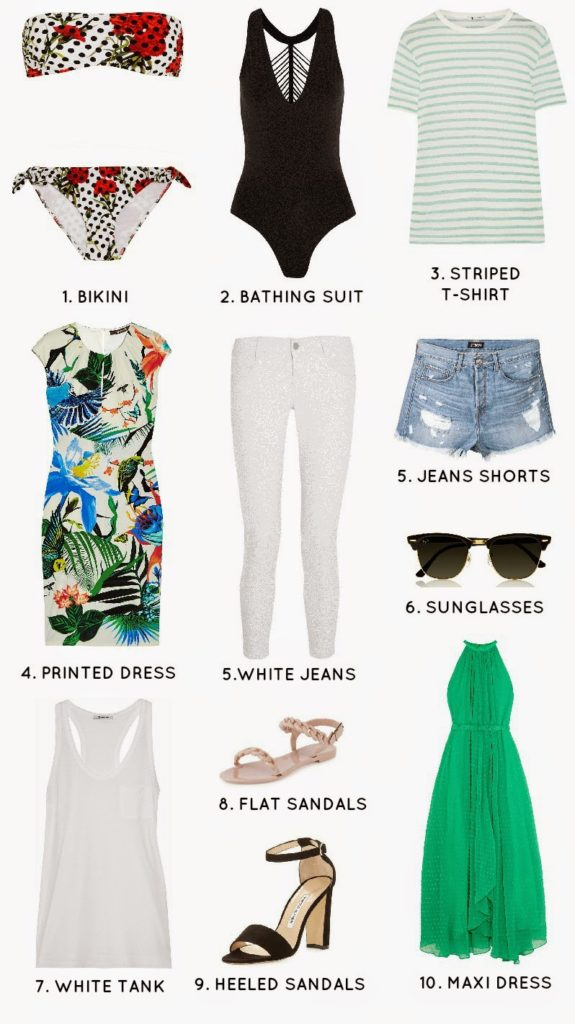 10 summer wardrobe essential you should own