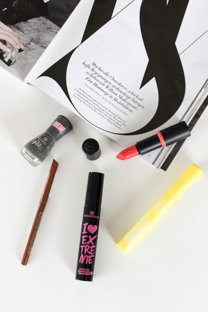 My top 5 Essence products + Giveaway