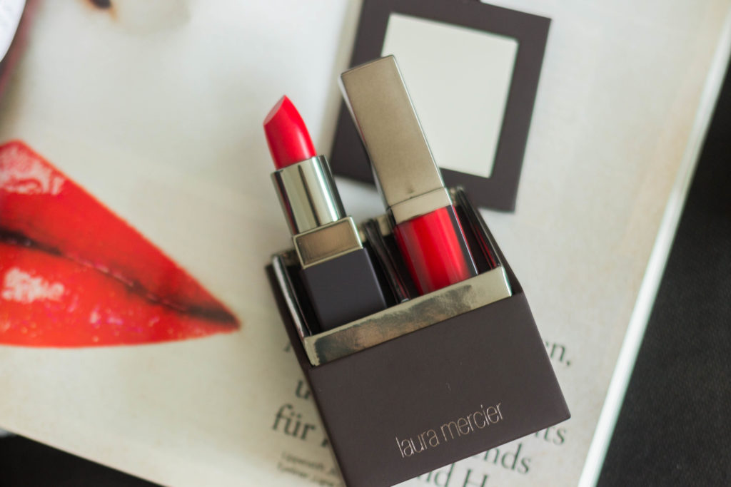 Laura Mercier Iconic Leading Lady – Vivien lip set review