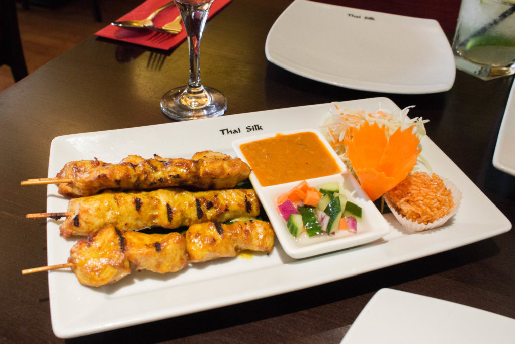 Restaurant review: Thai Silk – London