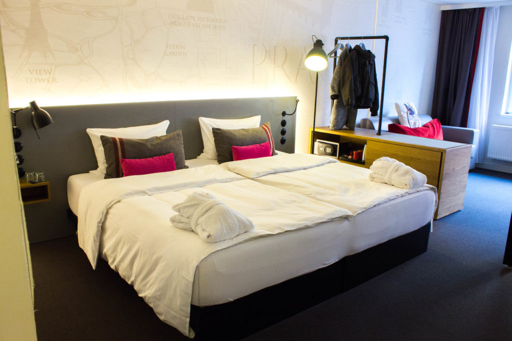 Hotel review: Pentahotel – Prague