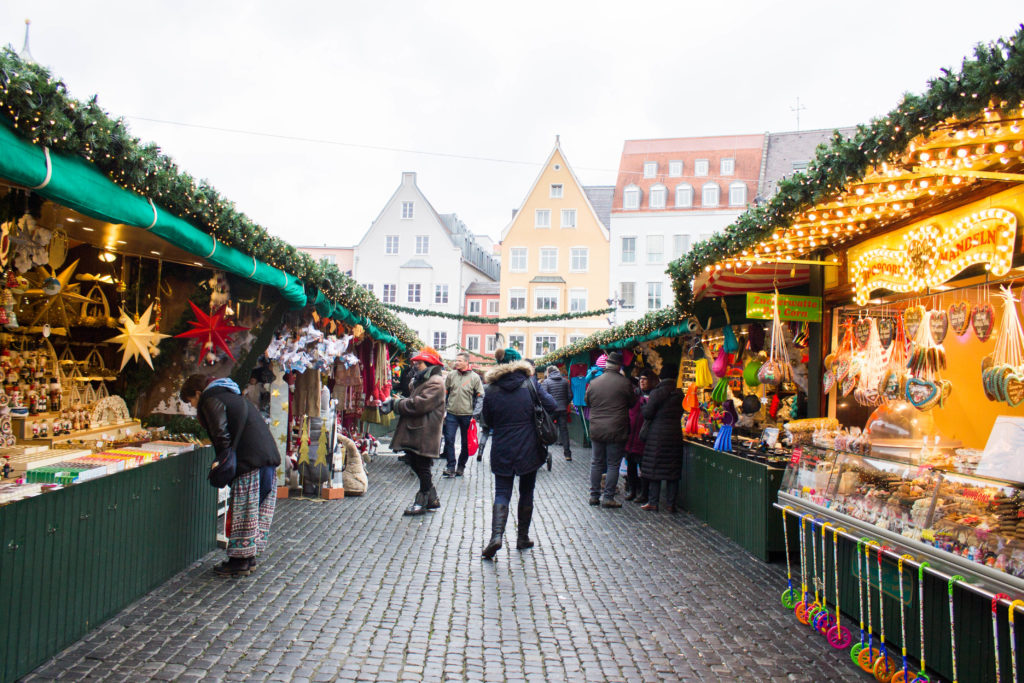 5 things to do at a German Christmas market