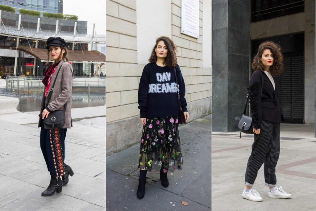 What I wore during Milan Fashion Week: all the outfits