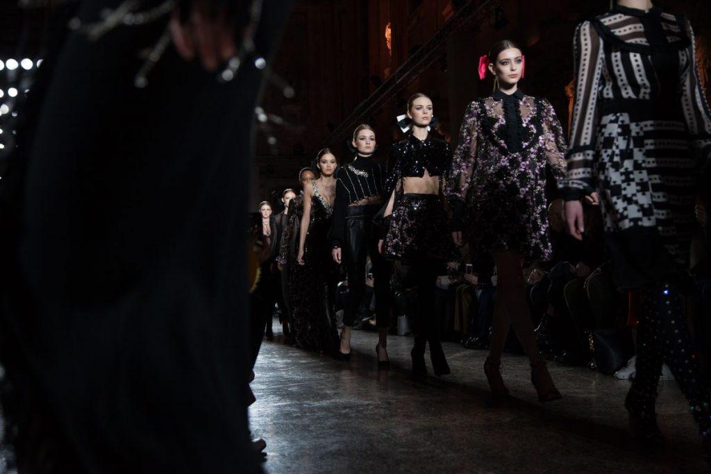 Milan Fashion Week a/w 18-19: Francesca Liberatore and Piccione.Piccione