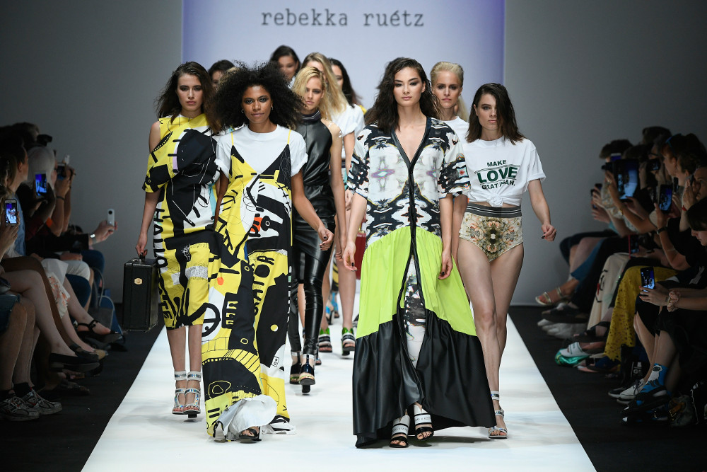Berlin Fashion Week s/s 19: Anja Gockel, Irene Luft and Rebekka Ruétz