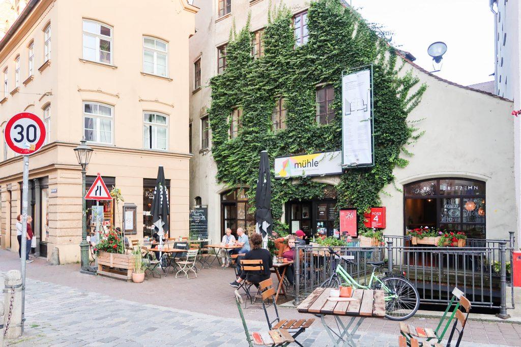 Vegan restaurant in Augsburg: Dreizehn