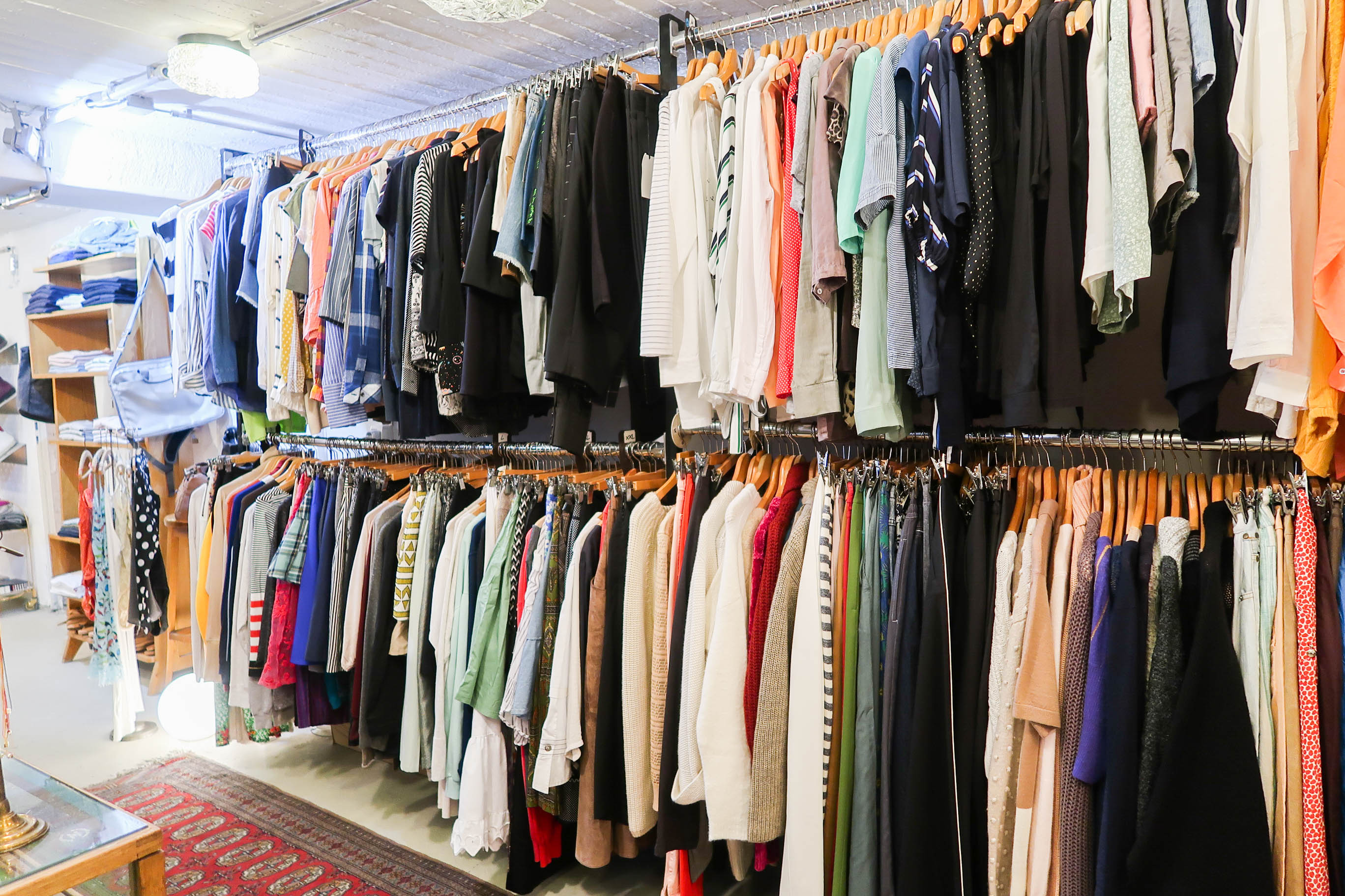 best thrift stores and vintage shops